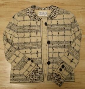 Adolfo jacket