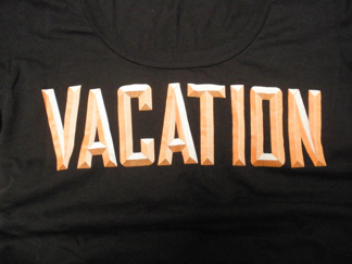 Vacation detail