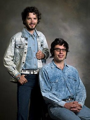 Bret McKenzie and Jemaine 0