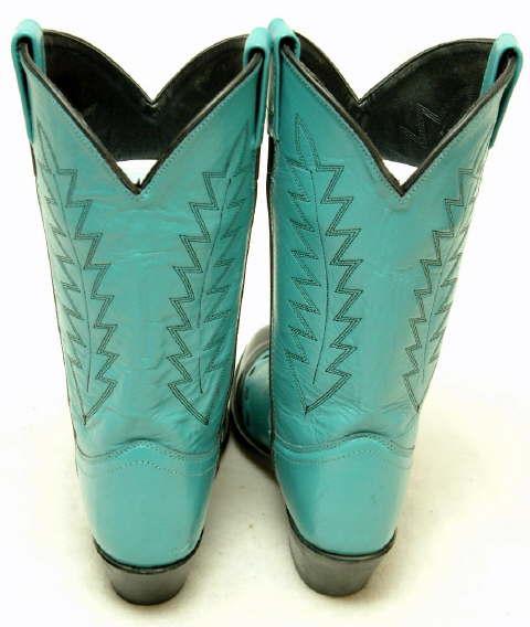 Turq boot 2