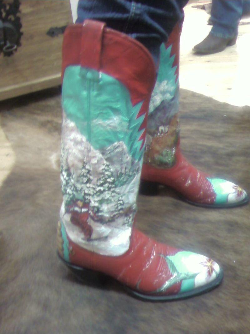 Utah boots