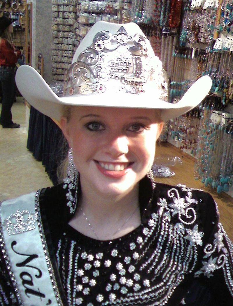 HS Rodeo Queen