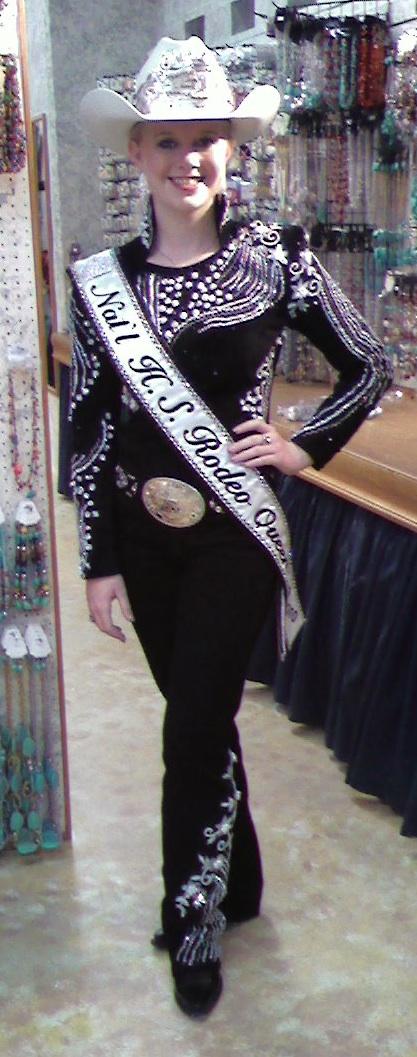 National HS Rodeo Queen