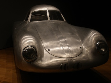Porschehovercraft