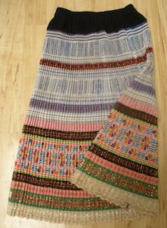 Hong Kong skirt