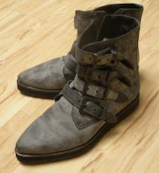 Hong Kong boots