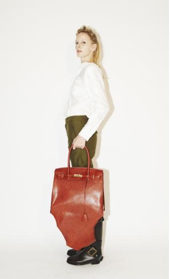 Bag l ady